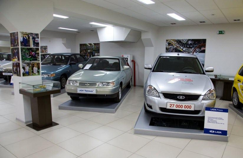 Музей ОАО АвтоВАЗ