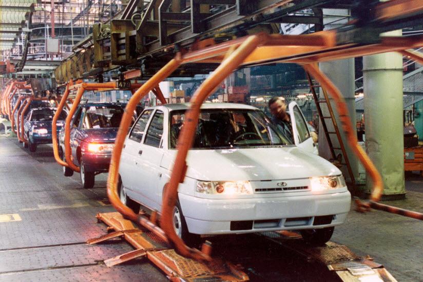 Волжский автомобильный завод