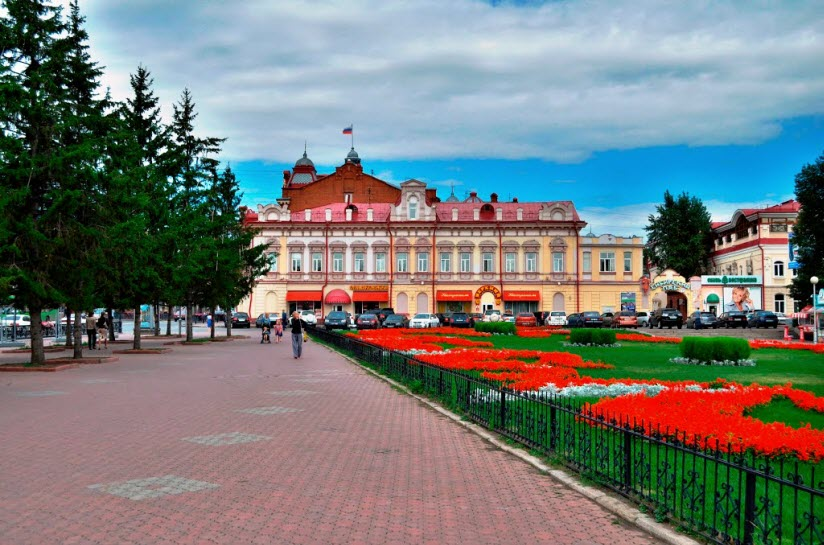 Комплекс Ново-Соборной площади