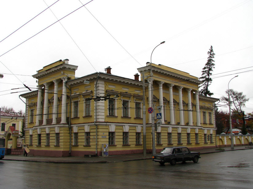 Усадьба И.Д. Асташева