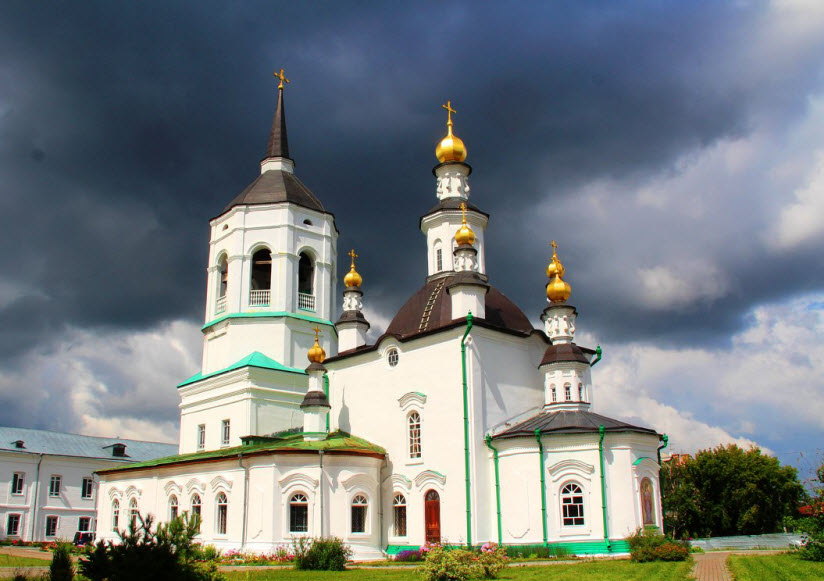 Богородице-Алексиевский мужской монастырь