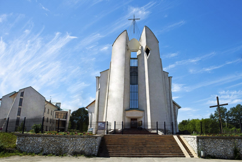 Католический собор Непорочного сердца Божией Матери