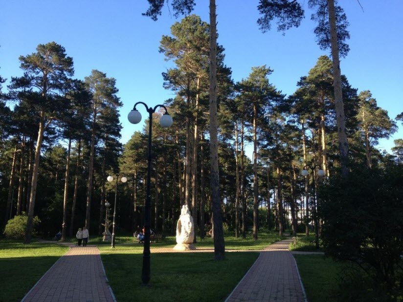 Парк «Эдемский сад»