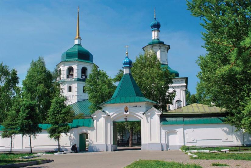 Знаменский женский епархиальный монастырь