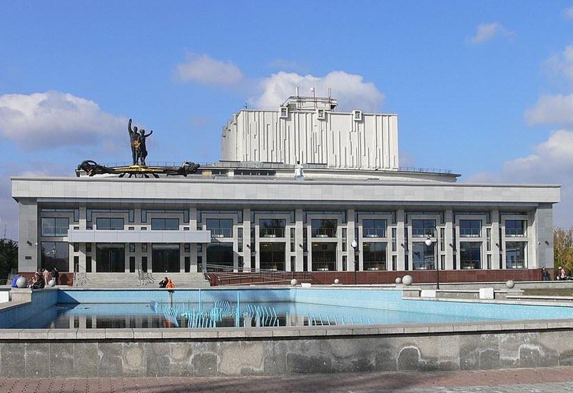 Алтайский краевой театр драмы