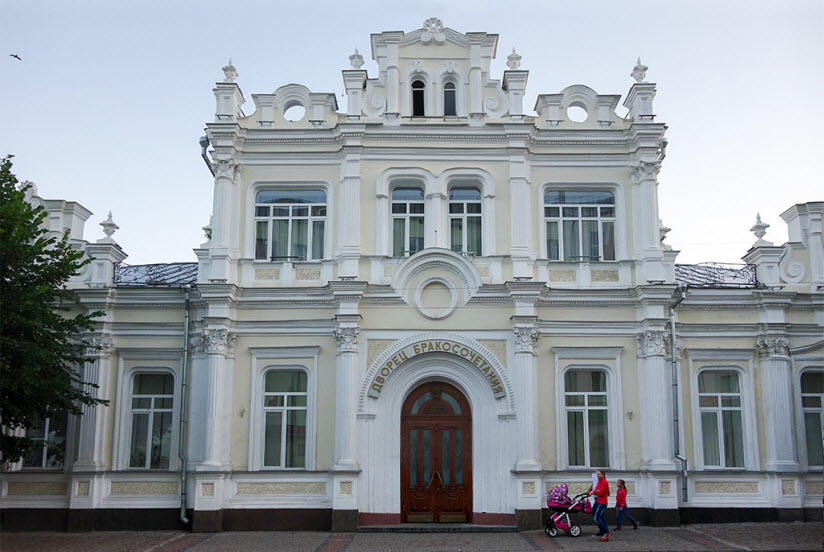 Дом А.П. Энгельгардта