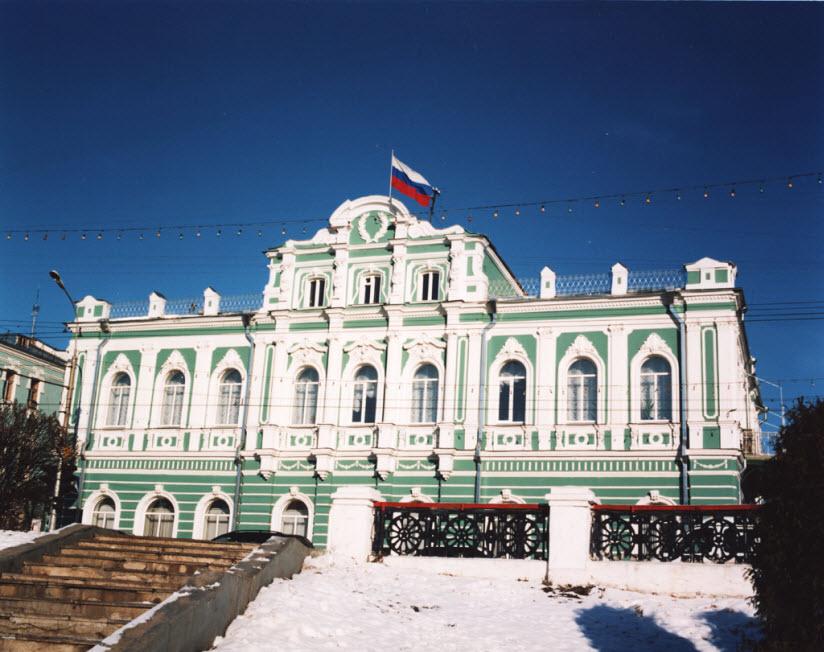 Дом Н. Игнатьева