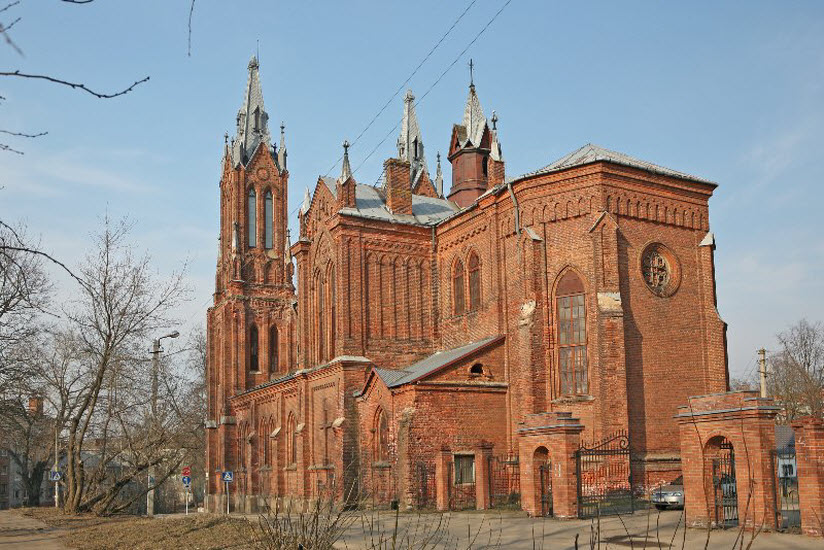 Храм Непорочного Зачатия