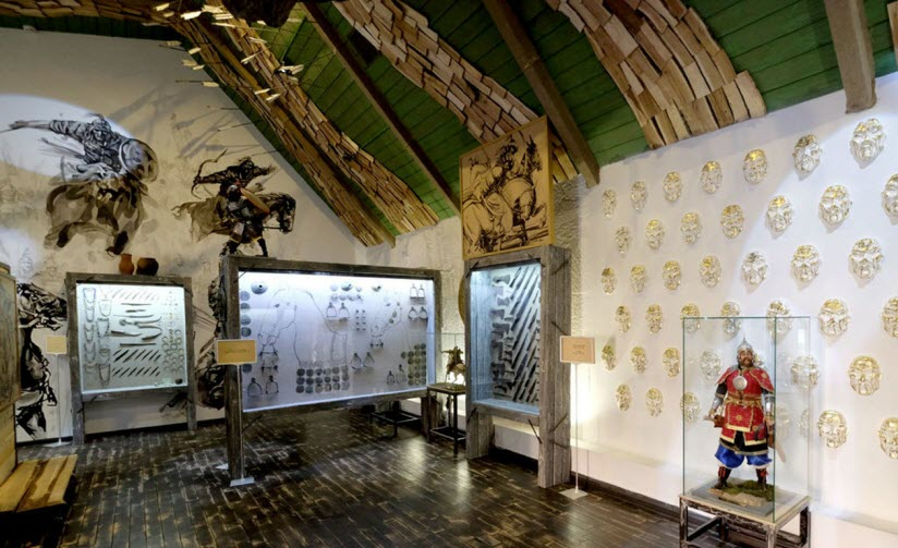 Музей «Дух воина»
