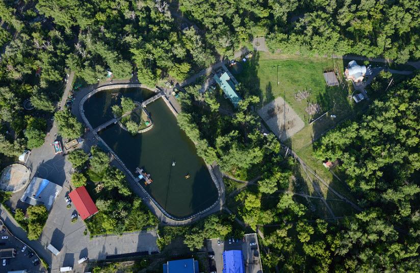 Парк «Изумрудный»