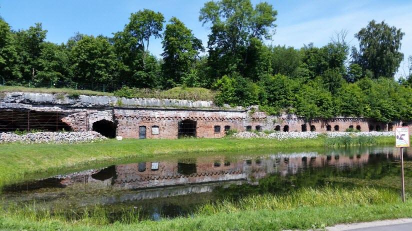 Форт №5 – Король Фридрих Вильгельм III