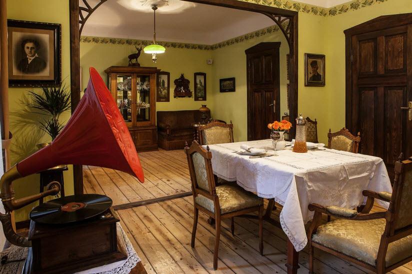Музей-квартира ALTES HOUSE