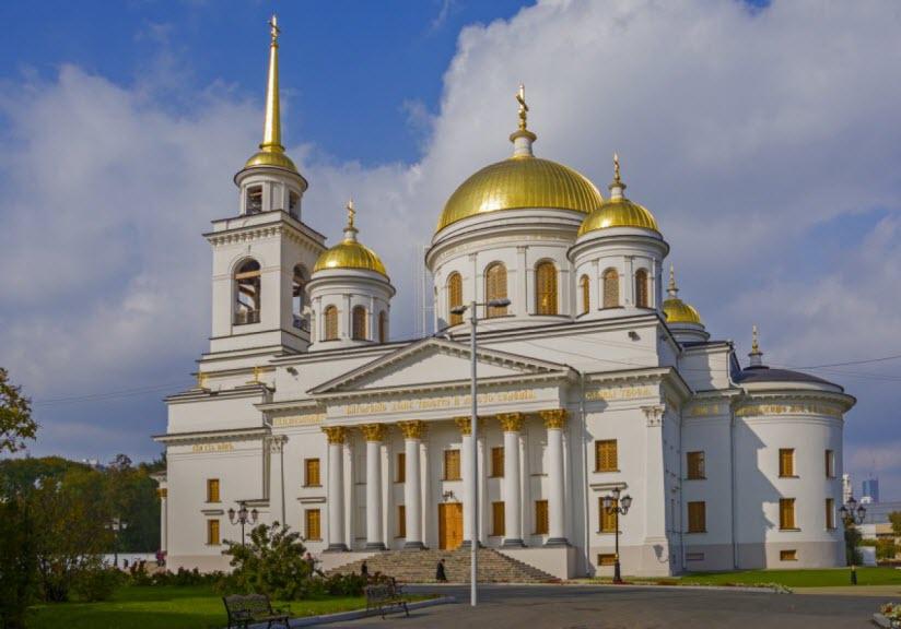 Ново-Тихвинский женский монастырь