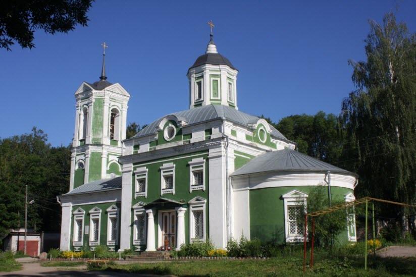 Верхне-Георгиевская церковь