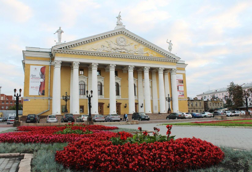 Челябинская опера