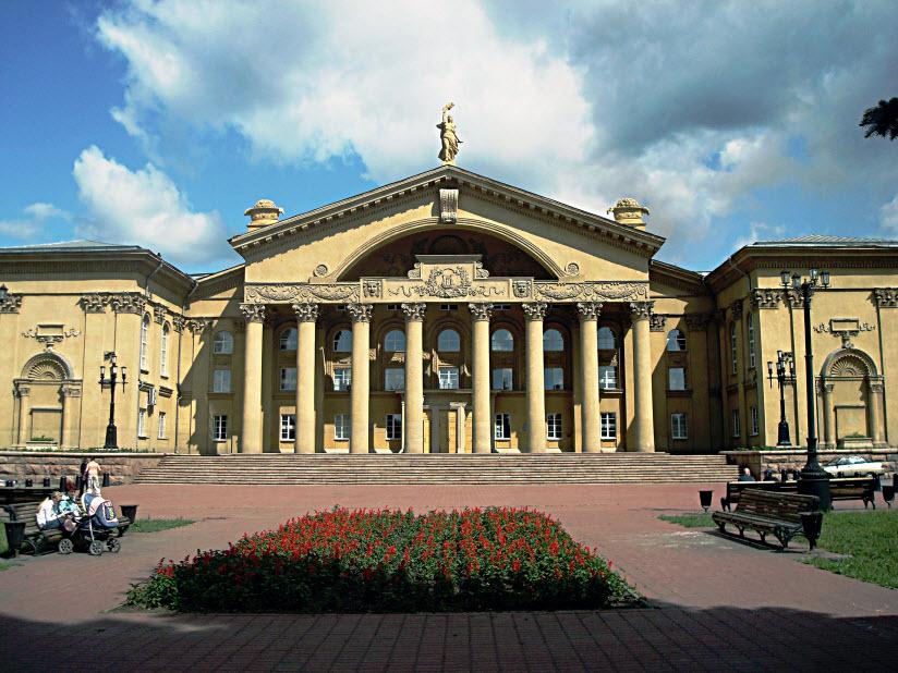 Дворец культуры «Мечел»