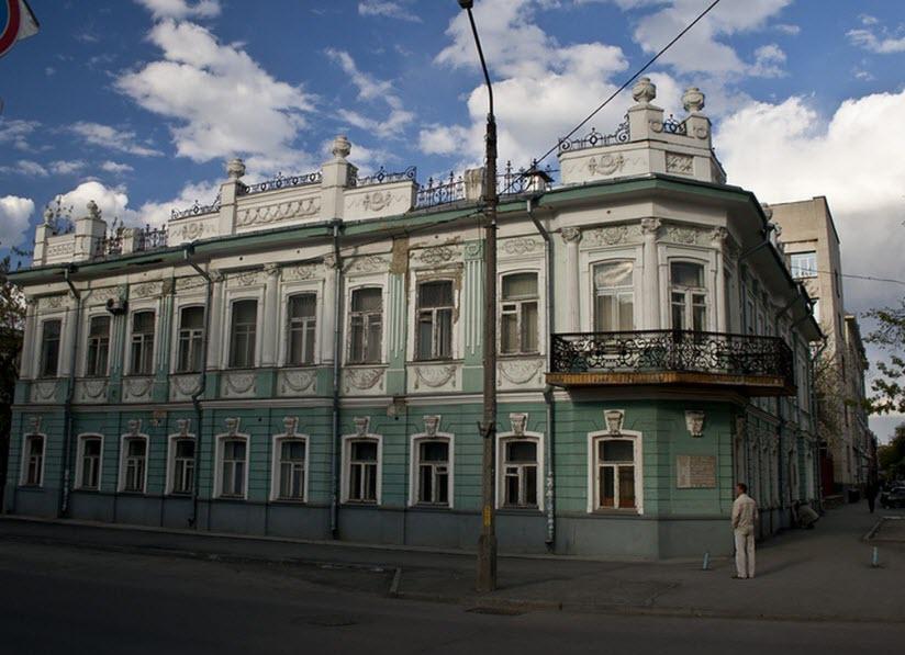 Купеческий особняк Архипова