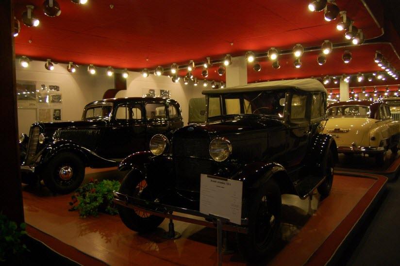 Музей истории Горьковского автозавода