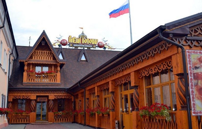 Музей-театр «Алешино подворье»