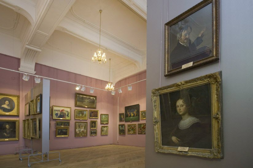 Областная картинная галерея