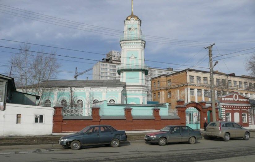 Соборная мечеть Ак-Масжит