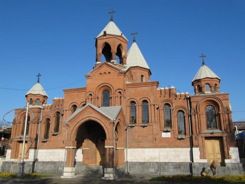 Церковь Григория Просветителя
