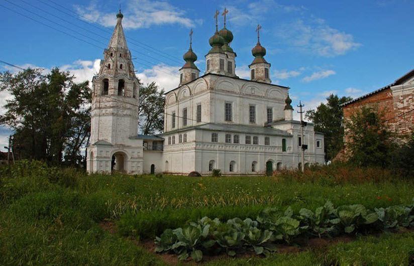 Троице-Гледенский монастырь