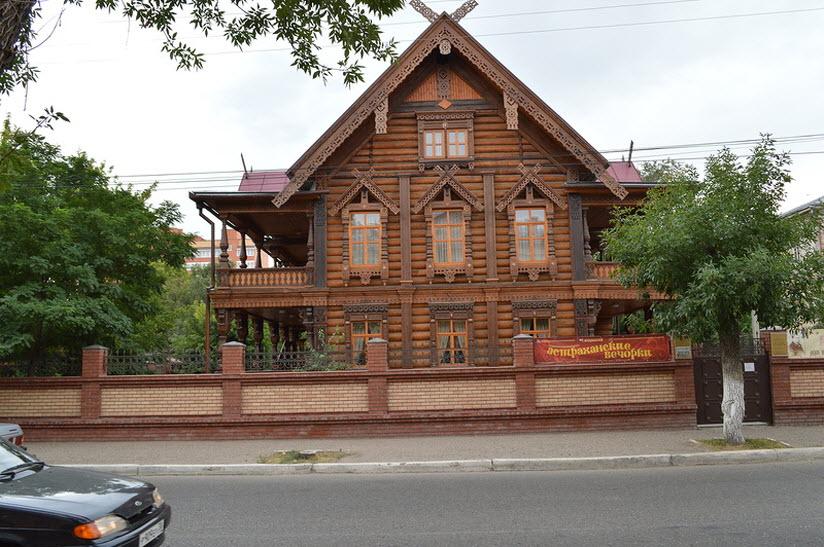 Дом Тетюшинова
