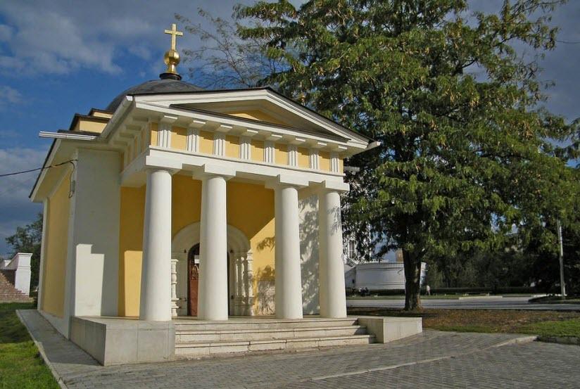 Кирилловская часовня