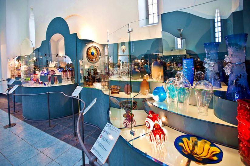 Музей хрусталя и лаковой миниатюры