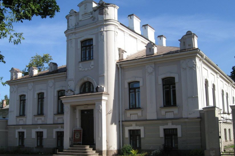 Дом Масона