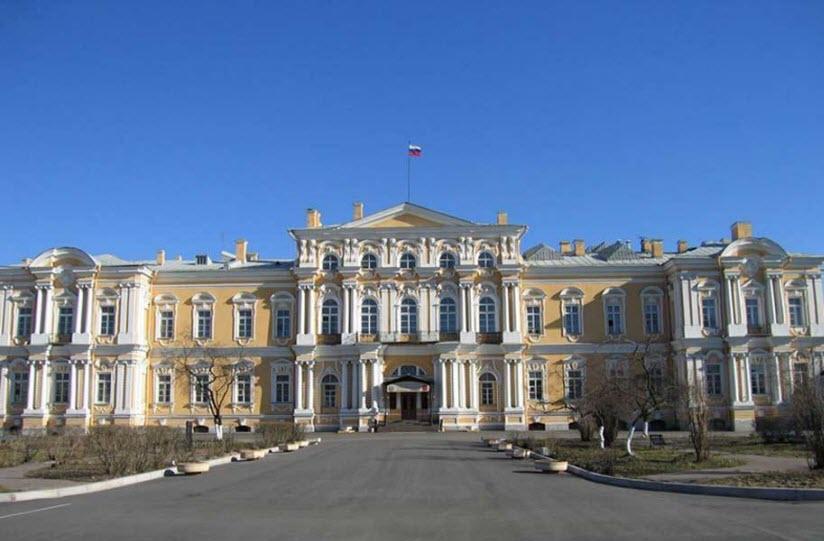 Дворец М. Воронцова