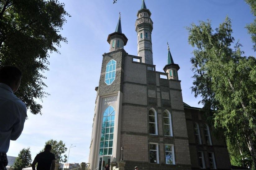 Мечеть Мадина