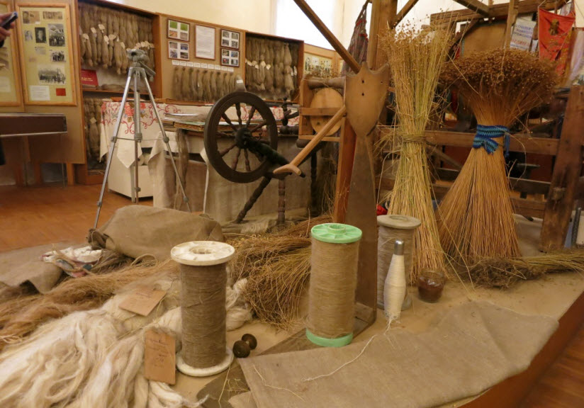 Музей Большой Костромской Льняной Мануфактуры