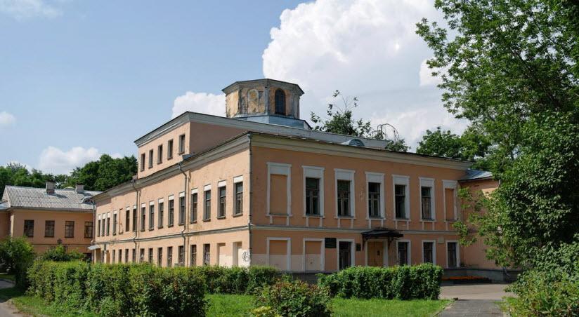 Музей В. А. Каверина