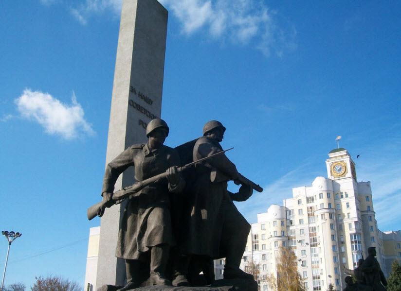 Памятник Освободителям