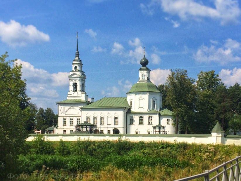 Спасо-Запрудненский монастырь