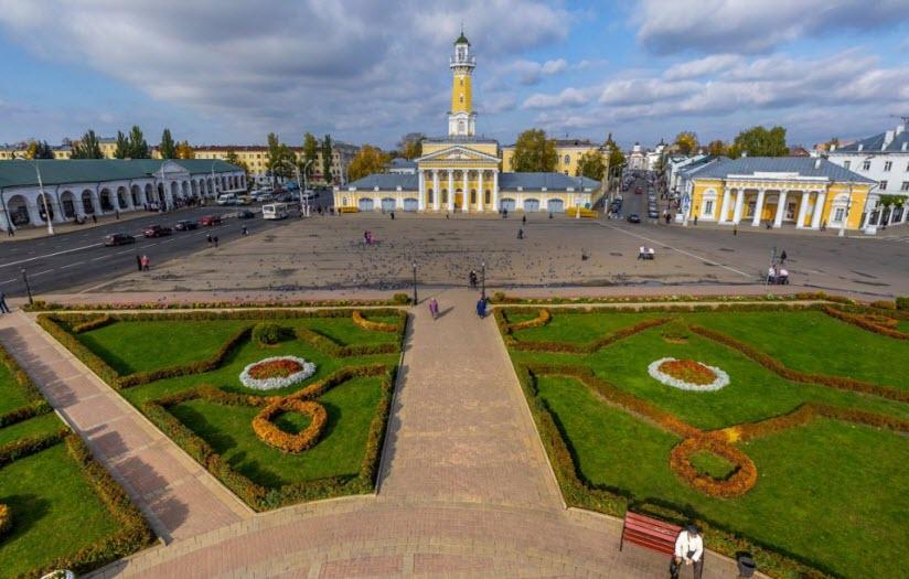 Сусанинская площадь
