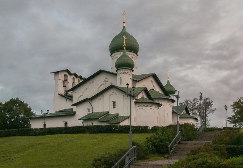Церковь Богоявления Господня с Запсковья