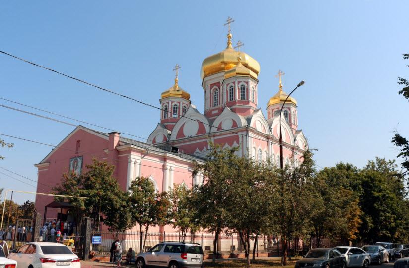 Церковь иконы Божией Матери Смоленской
