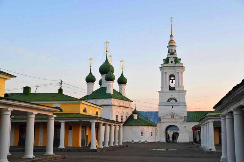 Церковь Спаса-в-Рядах
