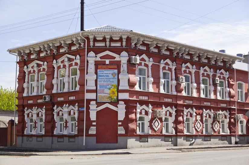 Дом А. Данилушкина