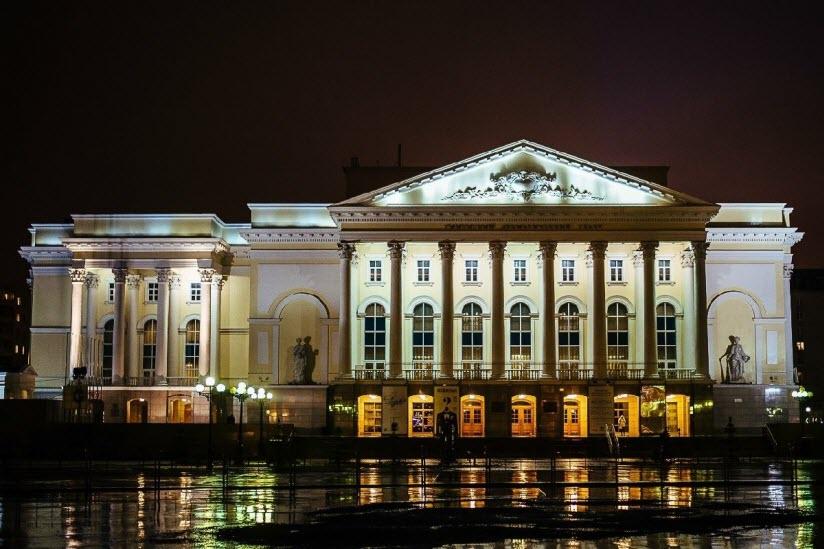 Драматический театр