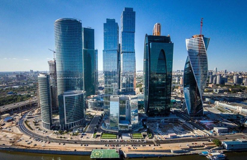 Комплекс Москва-сити