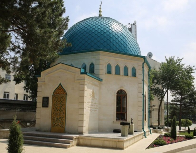 Мечеть имама Шамиля Гимринского