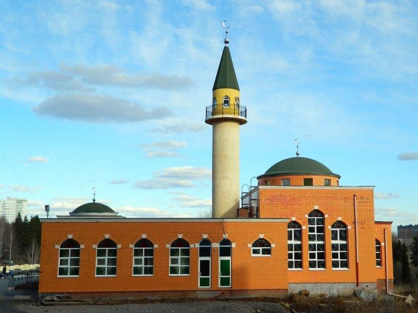 Мечеть Иман Нуры