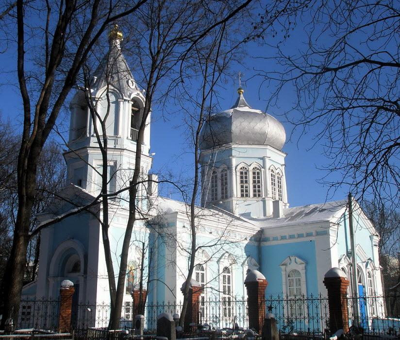 Успенско-Никитская церковь