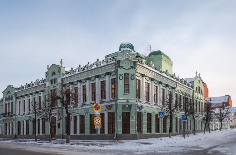 Доходный дом Токарева