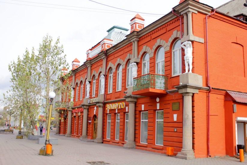 Дом Капельмана