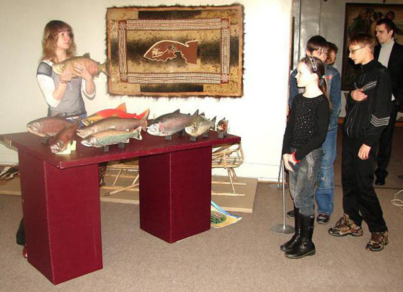 Музей лосося